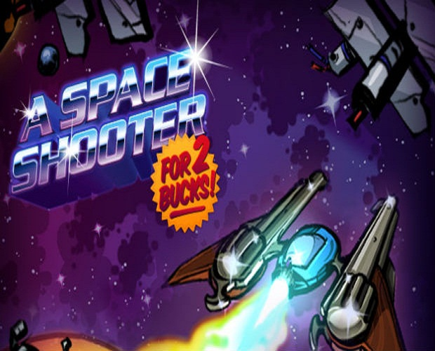)A Space Shooter For 2 Bucks