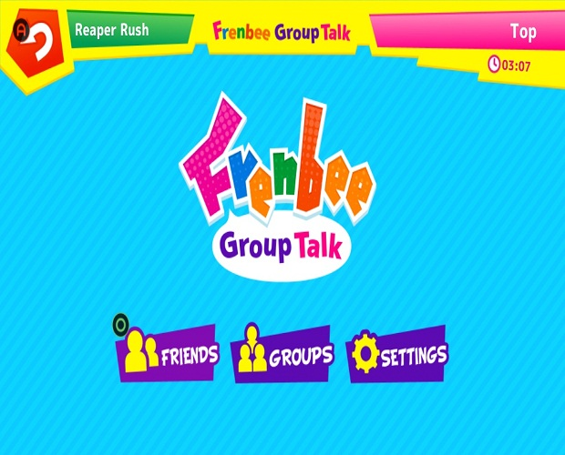 Frenbee Group Talk