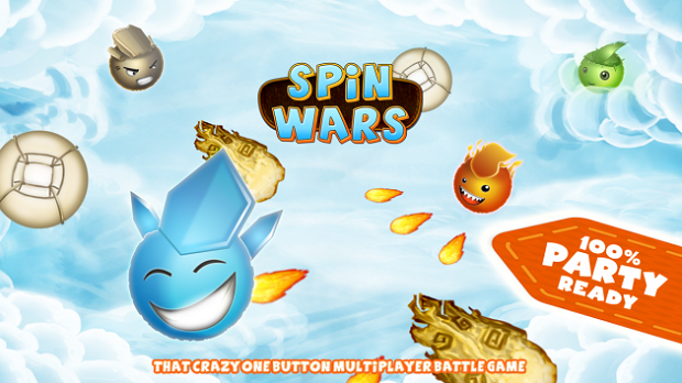 SPiN WARS
