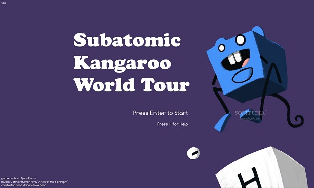 Subatomic Kangaroo World Tour