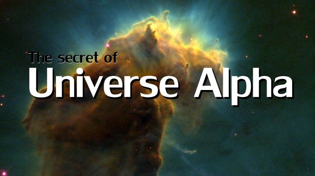 The Secret Universe of Alpha