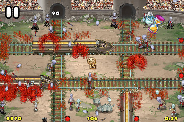 Zombies and Trains