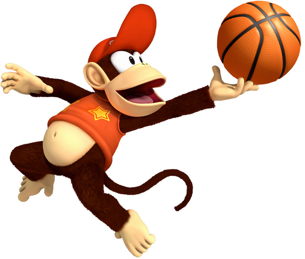 sidekick diddy kong