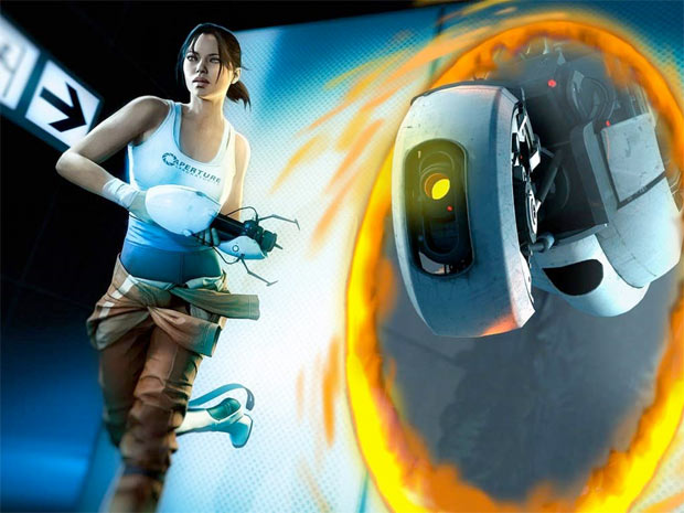 Chell From Portal