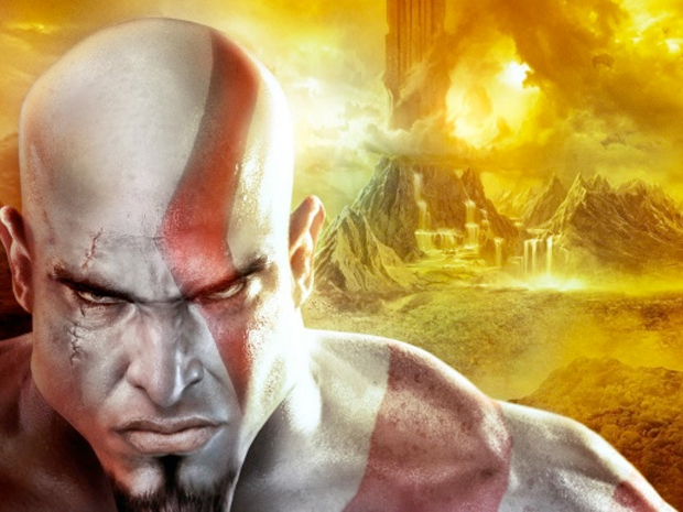 Sexy Gaming Men - Kratos
