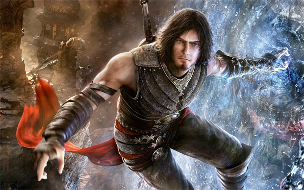 Sexy Gaming Men Prince of Persia