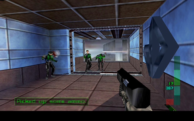 perfect dark hd
