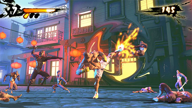 Shaq-Fu - The Legend Reborn Reaches Crowd Funding Target